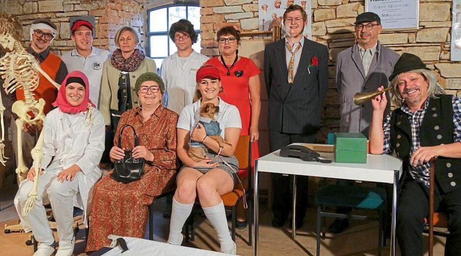 Theatergruppe Schernfeld